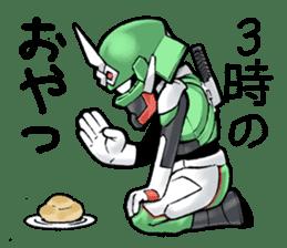 TAKASHIMA RIDER sticker #7354960