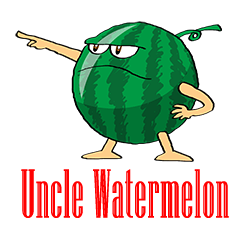Uncle Watermelon(English)