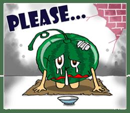 Uncle Watermelon(English) sticker #7358408