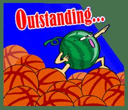 Uncle Watermelon(English) sticker #7358416