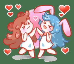 Little Terra & Stella - Let's play! sticker #7360292