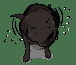 Doc the Labrador Retriever sticker #7364470