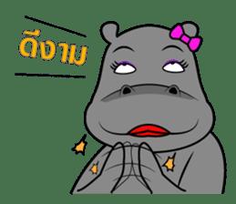 Thongyud sticker #7366119