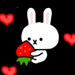 Rabbit Strawberry 4