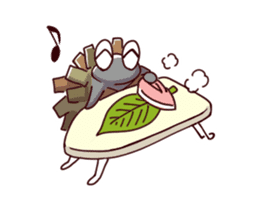 insect-insect sticker #7368872