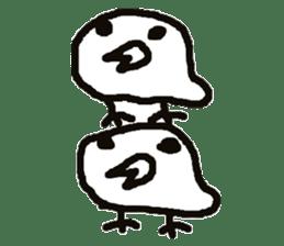 Amazing Bird sticker #7370439