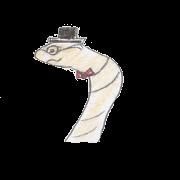 สติ๊กเกอร์ไลน์ the earthworm