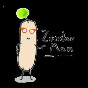 สติ๊กเกอร์ไลน์ ZundarMan first