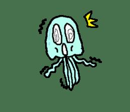 jellyfish now sticker #7383577