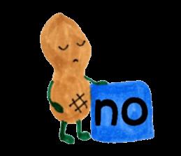 lots of peanuts sticker #7384911