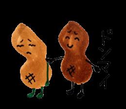 lots of peanuts sticker #7384927