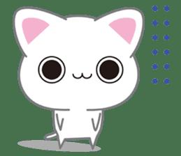 I want to hug a cat cute International sticker #7391043