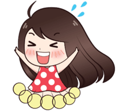 Boobib cute sticker #7398333