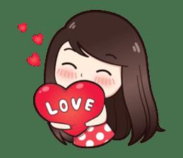 Boobib cute sticker #7398334