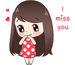 Boobib cute sticker #7398346