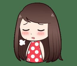 Boobib cute sticker #7398353