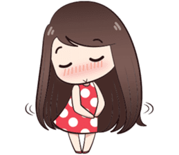 Boobib cute sticker #7398359