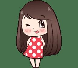 Boobib cute sticker #7398361