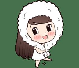 Boobib cute sticker #7398370