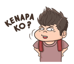 Anak Gaul Makassar sticker #7399132