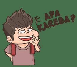 Anak Gaul Makassar sticker #7399134