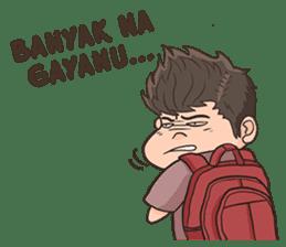 Anak Gaul Makassar sticker #7399147