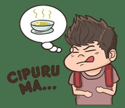 Anak Gaul Makassar sticker #7399149