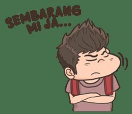 Anak Gaul Makassar sticker #7399157