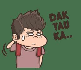 Anak Gaul Makassar sticker #7399160