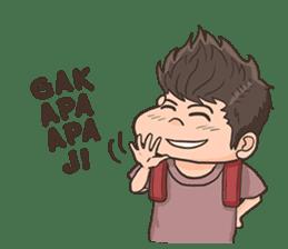 Anak Gaul Makassar sticker #7399163