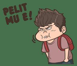 Anak Gaul Makassar sticker #7399166