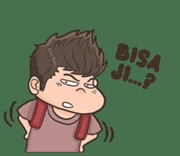Anak Gaul Makassar sticker #7399170