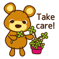 Charlie Koeman Bear 2 (English version)