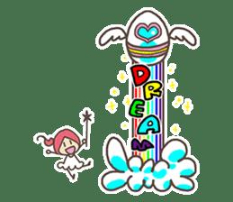 Positive URIURI English edition sticker #7402456