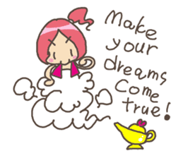 Positive URIURI English edition sticker #7402458