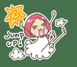 Positive URIURI English edition sticker #7402473
