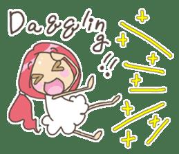 Positive URIURI English edition sticker #7402477