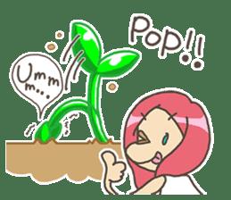 Positive URIURI English edition sticker #7402487
