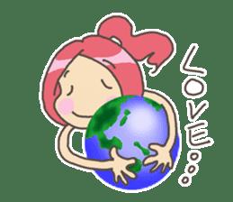 Positive URIURI English edition sticker #7402489