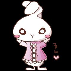 Mademoiselle rabbit