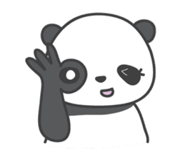 Koala & Panda sticker #7404102
