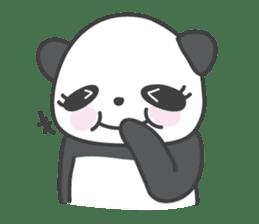 Koala & Panda sticker #7404104