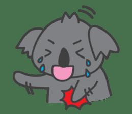Koala & Panda sticker #7404105