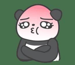 Koala & Panda sticker #7404108