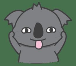 Koala & Panda sticker #7404109
