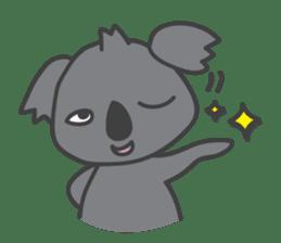 Koala & Panda sticker #7404113