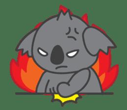 Koala & Panda sticker #7404119