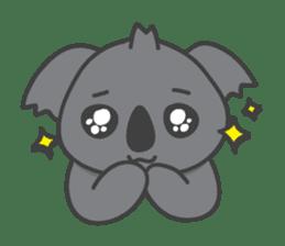 Koala & Panda sticker #7404125