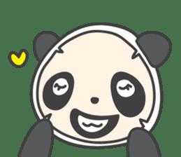 Koala & Panda sticker #7404126