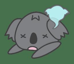 Koala & Panda sticker #7404127
